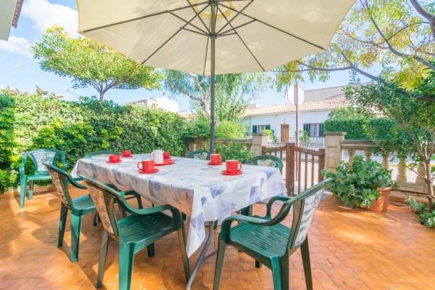 Location vacances Santa Margalida -  Maison - 9 personnes - Jardin - Photo N° 1
