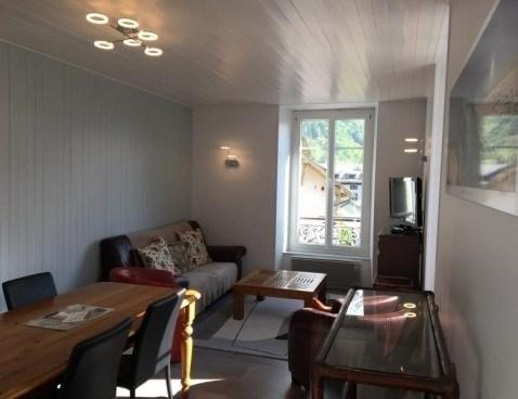 Location vacances Chamonix-Mont-Blanc -  Appartement - 8 personnes - Télévision - Photo N° 1