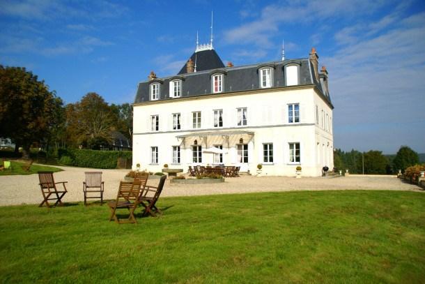 Location vacances Asnières -  Maison - 23 personnes - Barbecue - Photo N° 1