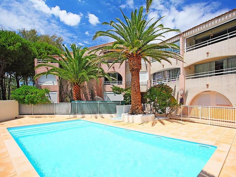 Alquileres de vacaciones Agde - Apartamento - 4 personas - Mueble de jardín - Foto N° 1