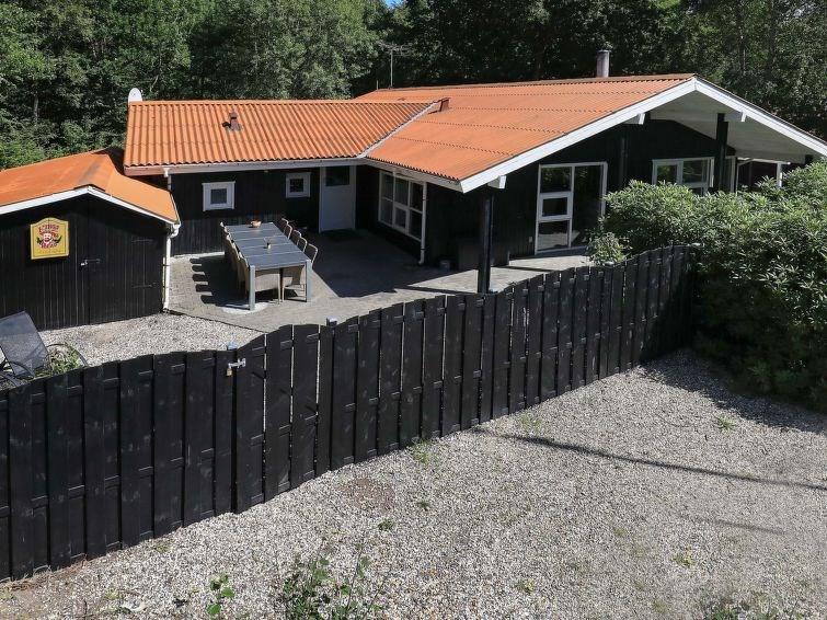 Studio pour 6 personnes à Glesborg