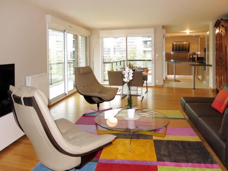 Location vacances Rennes -  Appartement - 4 personnes -  - Photo N° 1
