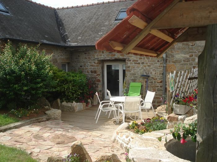Location vacances Paimpol -  Maison - 4 personnes - Barbecue - Photo N° 1