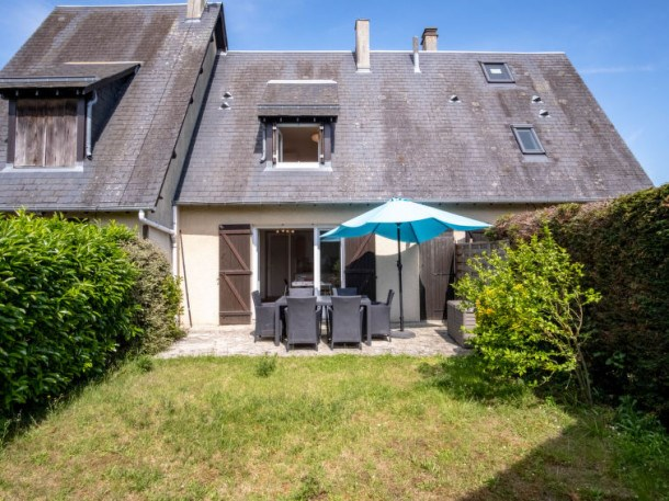 Location vacances Cabourg -  Appartement - 4 personnes - Barbecue - Photo N° 1