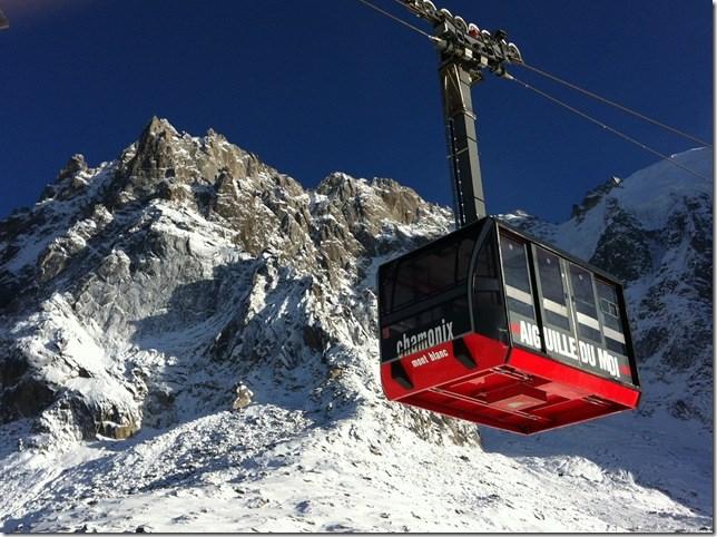 Location vacances Chamonix-Mont-Blanc -  Appartement - 5 personnes - Chaise longue - Photo N° 1