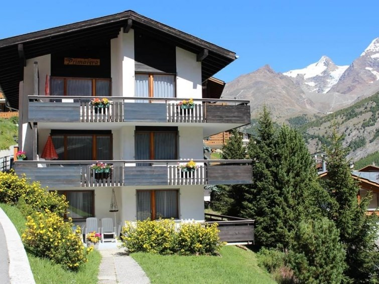 Location vacances Saas-Fee -  Appartement - 7 personnes -  - Photo N° 1