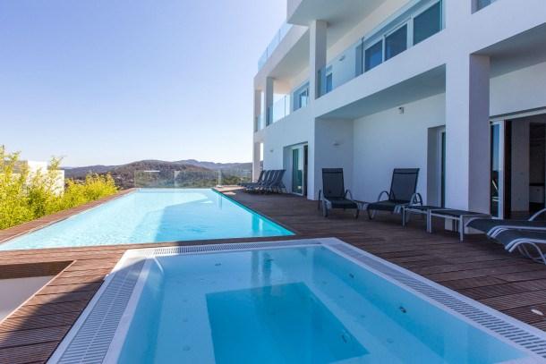 Location vacances Sant Josep de sa Talaia -  Maison - 8 personnes - Télévision - Photo N° 1