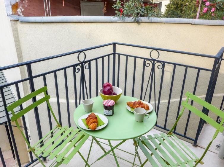 Location vacances Nice -  Appartement - 2 personnes - Cour - Photo N° 1