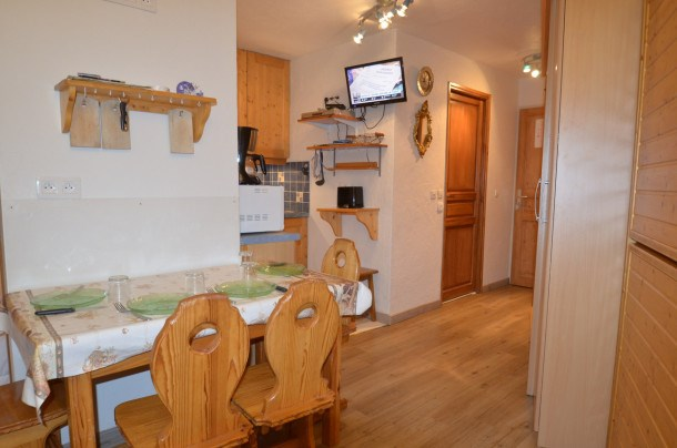 Location vacances Saint-Martin-de-Belleville -  Appartement - 4 personnes - Lecteur DVD - Photo N° 1