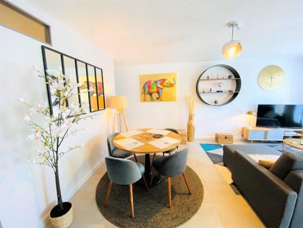Location vacances Trégastel -  Appartement - 2 personnes - Télévision - Photo N° 1