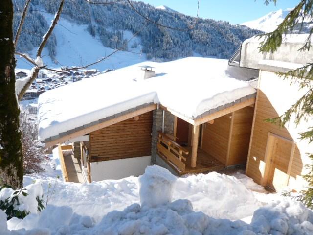 Location vacances Morzine -  Maison - 15 personnes - Jardin - Photo N° 1