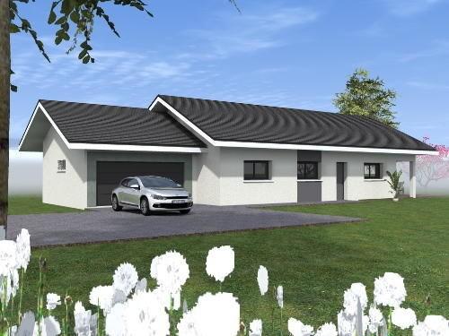 Maison  4 pièces + Terrain 600 m² Nuits-Saint-Georges par TRADITION LOGIS NORD EST