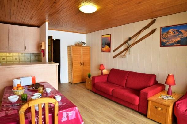 Location vacances Les Deux Alpes -  Appartement - 6 personnes - Lecteur DVD - Photo N° 1