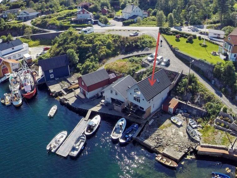 Studio pour 6 personnes à Urangsvåg