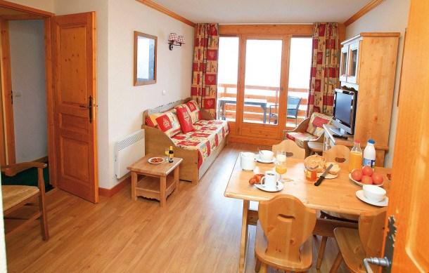 Location vacances Valloire -  Appartement - 6 personnes - Congélateur - Photo N° 1