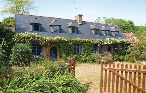 Location vacances Perros-Guirec -  Maison - 4 personnes - Barbecue - Photo N° 1