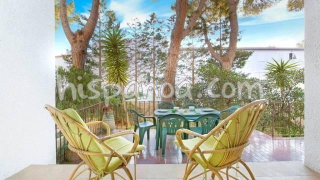 Affitti per le vacanze Palafrugell - Appartamento - 6 persone - Mobili da giardino - Foto N° 1