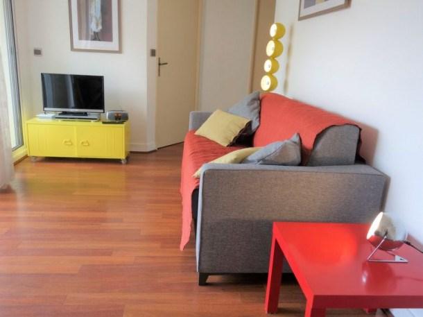 Location vacances Arcachon -  Appartement - 4 personnes - Lecteur DVD - Photo N° 1