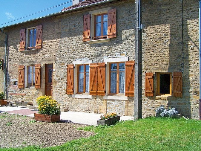 Location vacances Puilly-et-Charbeaux -  Gite - 8 personnes - Barbecue - Photo N° 1