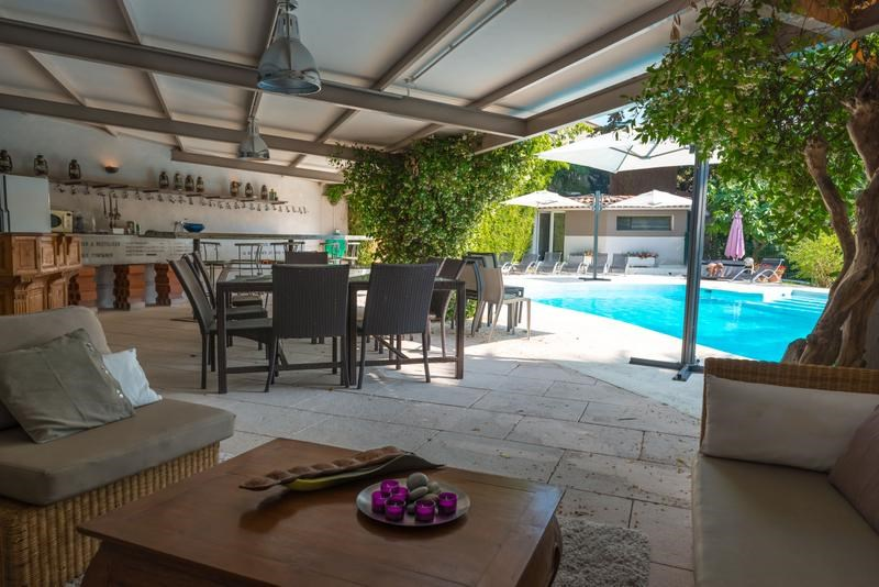 Location vacances Nice -  Maison - 14 personnes - Barbecue - Photo N° 1