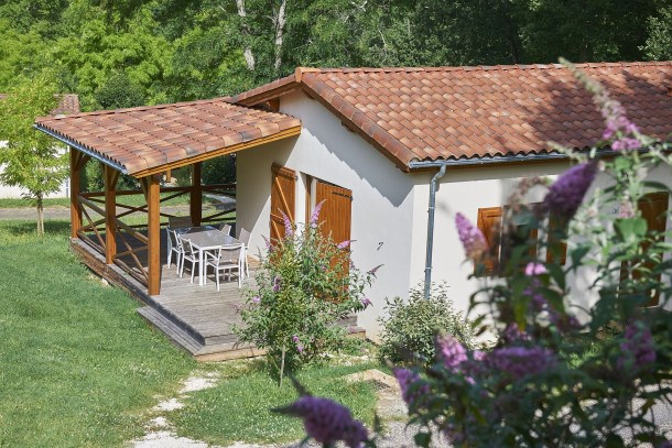 Location vacances Gourdon -  Maison - 4 personnes - Salon - Photo N° 1