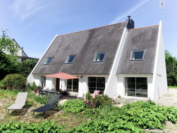 Location vacances Plougasnou -  Maison - 10 personnes - Barbecue - Photo N° 1