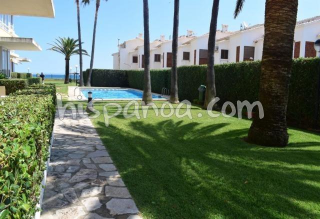 Location de ce très joli appartement proche plage à Denia |ap2206