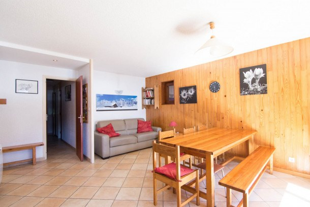 Location vacances Valloire -  Appartement - 6 personnes - Lecteur DVD - Photo N° 1