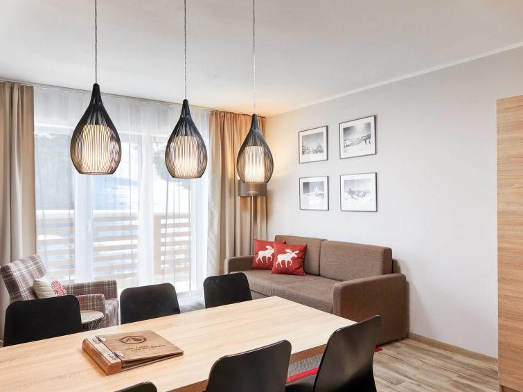 Appartement pour 5 à Sankt Michael im Lungau