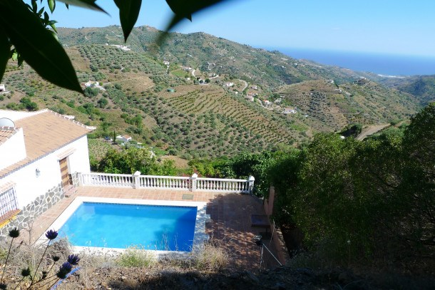 Location vacances Nerja -  Maison - 6 personnes - Barbecue - Photo N° 1