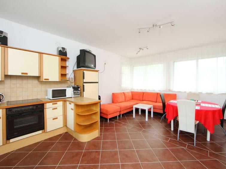 Appartement pour 4 personnes à Balatonfoldvar/Balatonszarszo