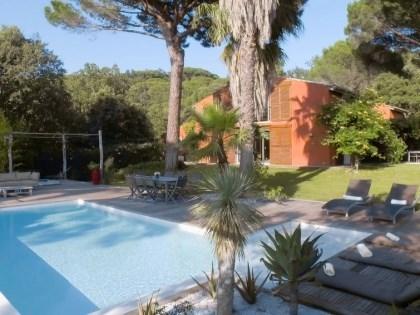 Location vacances Saint-Tropez -  Maison - 8 personnes - Télévision - Photo N° 1