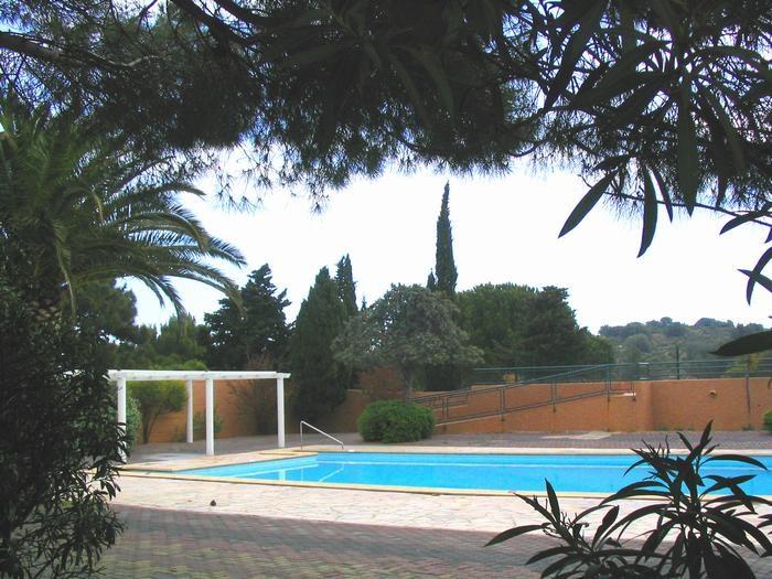 Appartement pour 4 pers. avec piscine, Fitou