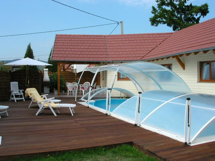 Location vacances Gertwiller -  Maison - 5 personnes - Barbecue - Photo N° 1