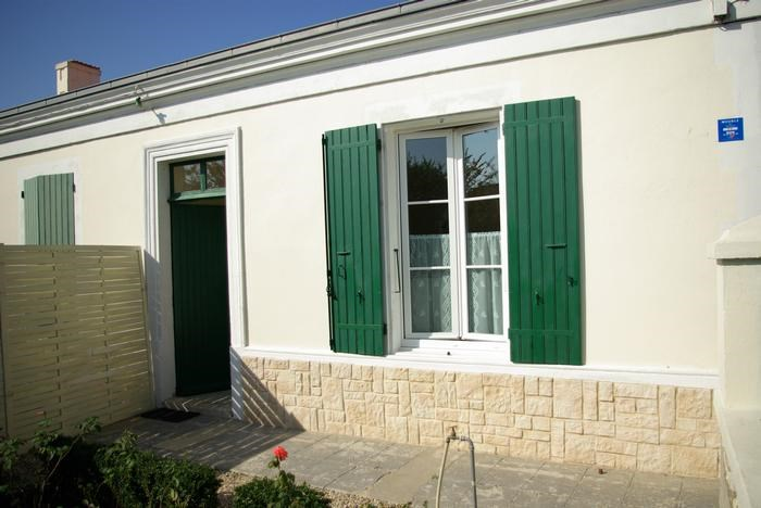 Holiday rentals Saint-Pierre-d'Oléron - House - 2 persons - BBQ - Photo N° 1
