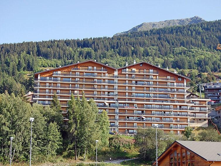 Location vacances Nendaz -  Appartement - 4 personnes -  - Photo N° 1