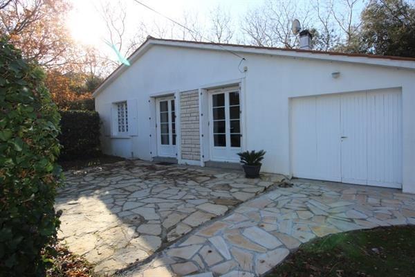 Location vacances Saint-Pierre-d'Oléron -  Maison - 6 personnes - Terrasse - Photo N° 1