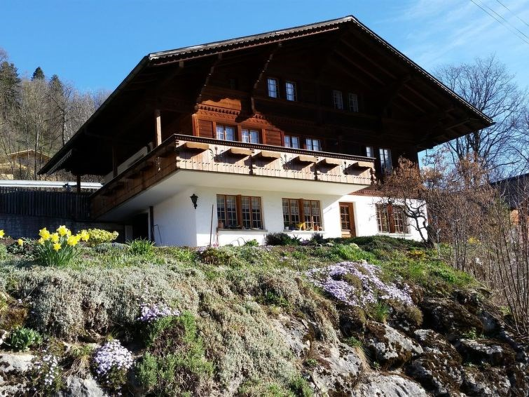 Location vacances Boltigen -  Appartement - 4 personnes -  - Photo N° 1