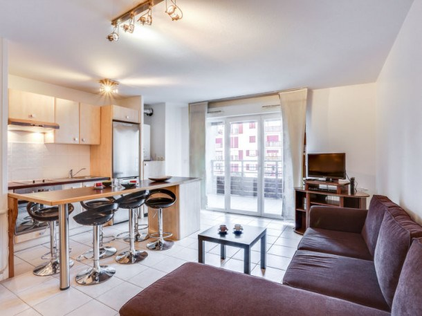Location vacances Saint-Jean-de-Luz -  Appartement - 4 personnes - Lecteur DVD - Photo N° 1