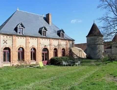 Location vacances Trézelles -  Maison - 4 personnes - Barbecue - Photo N° 1