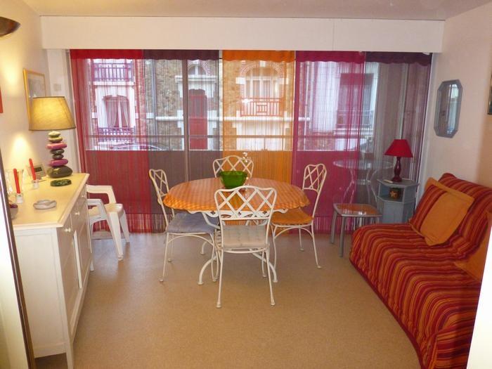 Alquileres de vacaciones Les Sables-d'Olonne - Apartamento - 3 personas - Televisión - Foto N° 1
