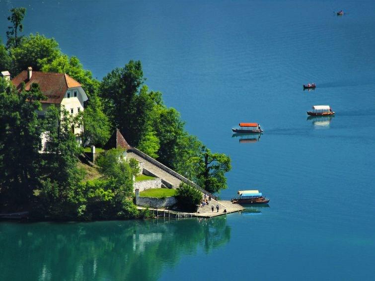Location vacances Bled -  Appartement - 2 personnes -  - Photo N° 1