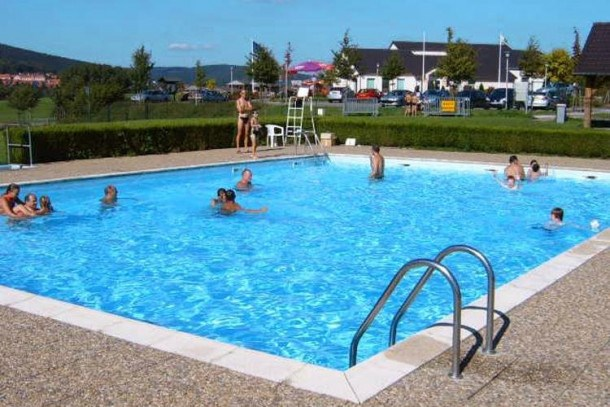 Camping - Oasis Mobil Home Pacifique -2/4 Pers