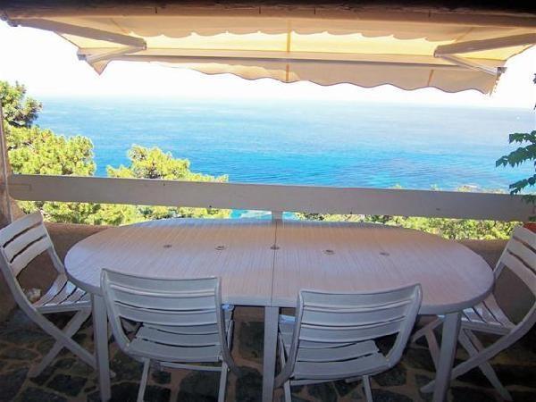 Location vacances Zonza -  Maison - 6 personnes - Barbecue - Photo N° 1