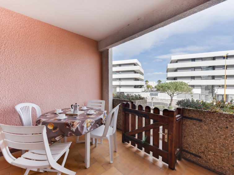 Appartement Le Méditerranée ★★, Le Barcarès.