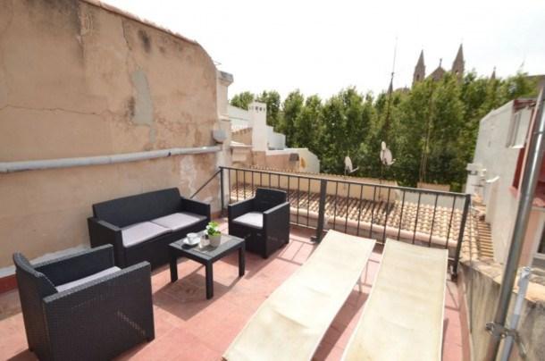 Location vacances Palma -  Appartement - 4 personnes - Télévision - Photo N° 1