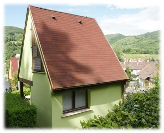 Holiday rentals Kaysersberg - Cottage - 5 persons - BBQ - Photo N° 1