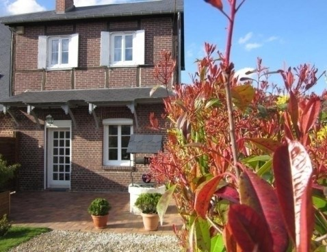 Location vacances Isneauville -  Maison - 4 personnes - Barbecue - Photo N° 1