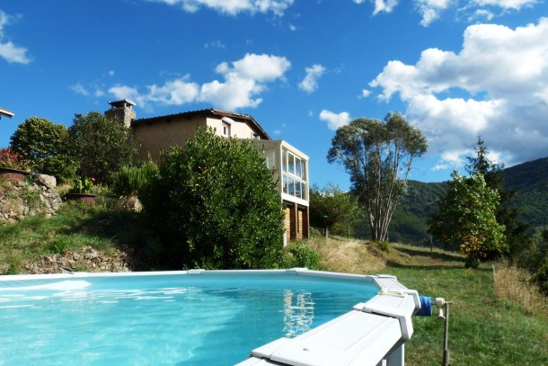 Location vacances Accons -  Maison - 6 personnes - Barbecue - Photo N° 1