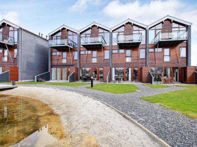 Appartement pour 3 personnes à Bogense